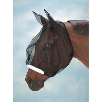 Tough-1 Deluxe Adjustable Fly Mask 0