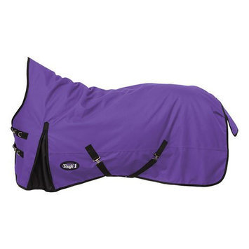Jt International Tough-1 1200D High Neck T/O Blanket 300g 84In Purp