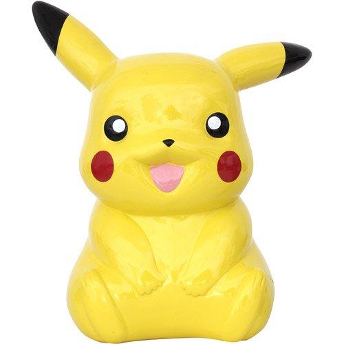 Pokemon Pikachu Ceramic Piggy Bank