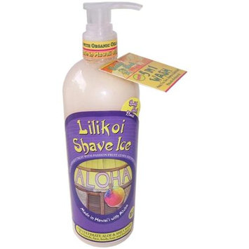 Bubble Shack Hawaii 689076049580 Lilikoi Shave Ice 5 in 1 Wash - Pack of 2
