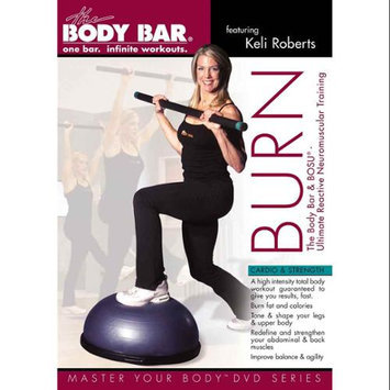 Body Bar Burn DVD