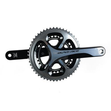 Shimano Dura-Ace FC-9000 11-Speed Crankset One Color, 175mm 50x34