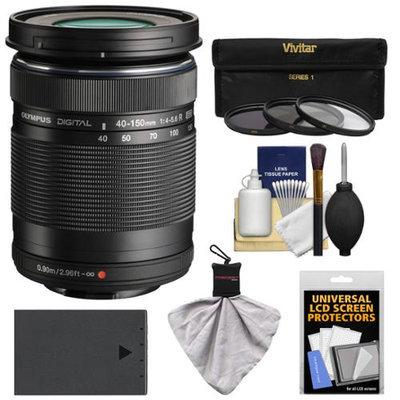 Olympus 40-150mm f/4.0-5.6 M.Zuiko ED Lens - Black 261505
