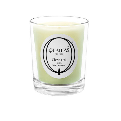 Qualitas Candles Qualitas Scented Candle, 100% White Beeswax