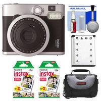 Fujifilm Instax Mini 90 Neo Classic Instant Camera + 40 Film + Kit