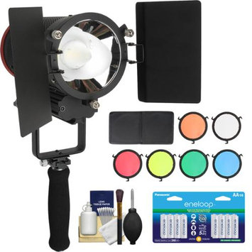 RPS Studio CooLED 20W High Power Light + 6 Color Filters + 16 AA Batteries + Kit