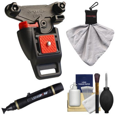 b-grip UNO Ultra Comfort Camera Holster with LensPen + Cleaning Kit