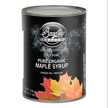 Bradley Smoker 18 oz Organic Maple Syrup