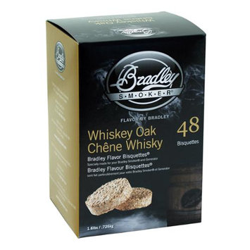 Bradley Technologies Bradley Whiskey Oak Special Edition Bisquettes 48-pack