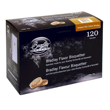 Bradley Technologies BTWOSE120 Whiskey Oak Spec Ed 120 pack