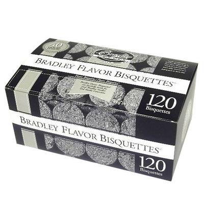 Bradley Smoker BTOK120 Oak Bisquettes 120 pack
