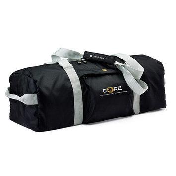 Mat Bag, Duffle Style (Black/Gray)