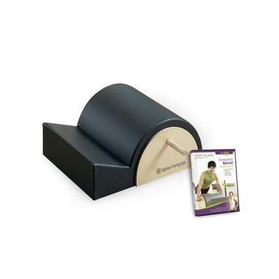 Merrithew International Inc STOTT PILATES Spine Corrector with Complete Barrel Repertoire DVD