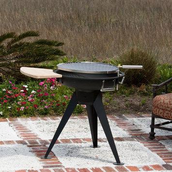 Fire Sense HotSpot Terrace 600 Charcoal BBQ Grill