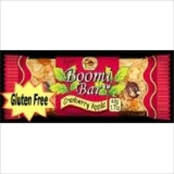 Rise Bar Breakfast Bar - Crunchy Apple Cranberry - 1.4 Oz Pack of 12
