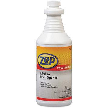 Amrep R02701 Alkaline Drain Opener Quart Bottle