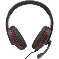 Cpd Accessories Inc. AUH401 Raven Universal Gaming Headset, Black