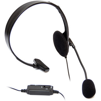 Cpd Accessories Inc. PS4 Single-Ear Headset Black