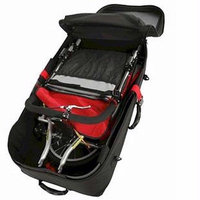 BOB Single Stroller Travel Bag in Black