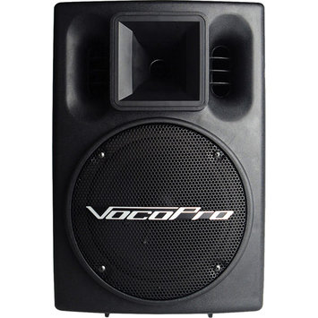 Voco Pro PV-802 Professional 400W Powered Stereo Vocal Speakers