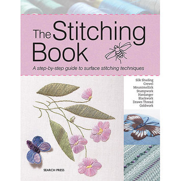 Search Press Books The Stitching Book