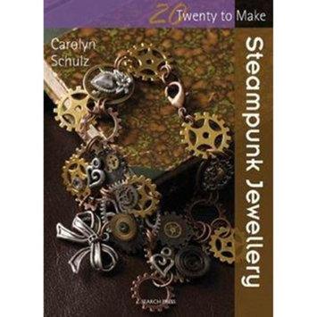 Search Press Books-Steampunk Jewelry