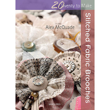 Search Press Books-20 Things To Make Brooches