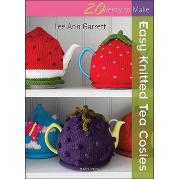 Search Press Books-20 To Make Easy Knitted Tea Cozies