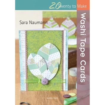 Search Press Books-Twenty To Make Washi Tape Cards
