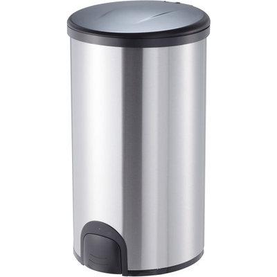 12-Gallon Toe Tap Trash Can