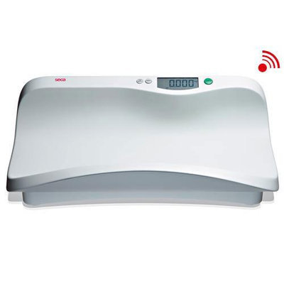 Seca Electronic Baby Scale w/ Shell Shaped Tray - 374