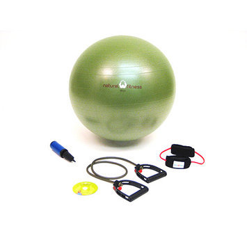Natural Fitness - Resistance Toning Kit - Multi
