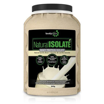 THE WINNING COMBINATION Natural Isolate Whey Protein Isolate, Natural Vanilla Bean, 1.85 lb. (840 g)