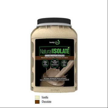 THE WINNING COMBINATION Natural Isolate Whey Protein Isolate, Natural Dark Chocolate, 1.85 lb. (840 g)