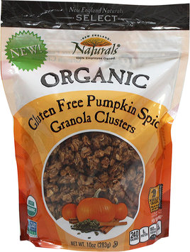 New England Naturals CLSTRS, OG2, PMKN SPC, GF, (Pack of 6)