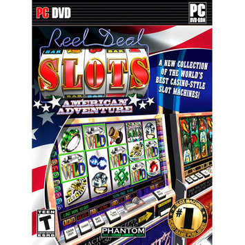 Phantom EFX Reel Deal Slots American Adventure