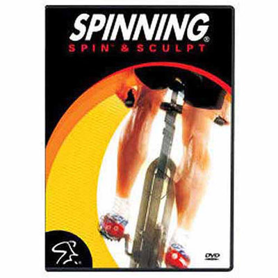 Spin and Sculp Spinning DVD