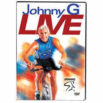 Johnny G Live Spinning DVD