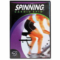 Cardio Spin and Spinning DVD