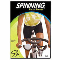 Pedal Power Spinning DVD