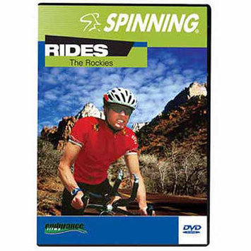 Rides: The Rockies Spinning DVD