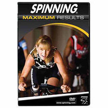 Maximum Results Spinning DVD