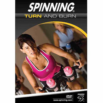 Turn and Burn Spinning DVD