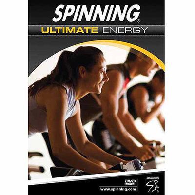 Ultimate Energy Spinning DVD