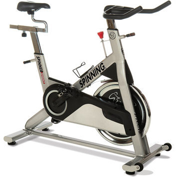 Mad Dogg Athletics Inc Spinner Sprint Indoor Cycling Bike with 4 Spinning DVDs