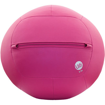 Mad Dogg Athletics Inc Ugi Fitness at Home 6-pound Purple Exercise Ball