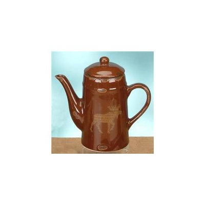 Unison Gifts PY-7254 8 H in. Brown Moose Teapot