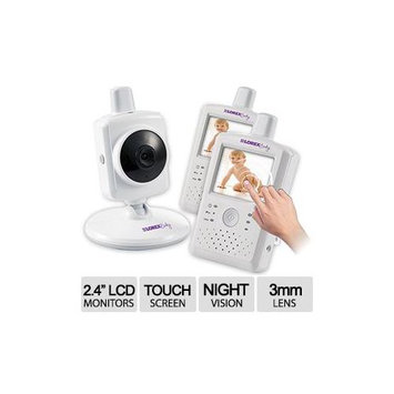 Lorex Dual Screen Touch Video Baby Monitor