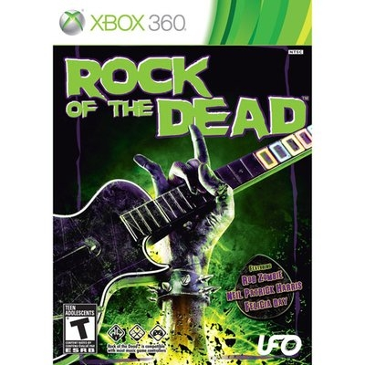 Tommo Rock of the Dead (Xbox 360)