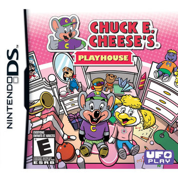 Tommo Chuck E Cheese's Playhouse (Nintendo DS)
